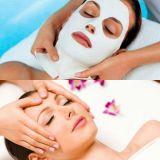 Увлажняющий уход с массажем и альгинатной маской