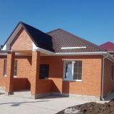 Одноэтажный дом 105 м2 с участком 4,2 сотки за 2300 тр. от застройщика!