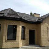 Новый кирпичный дом 100 кв.м.