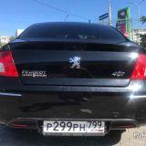 Peugeot 407, седан, 2010 г.в., пробег: 155000 км., автомат, 2.231 л