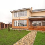 Дом 240 м2 с участком 6 соток в элитном районе г. Краснодара за 12 млн