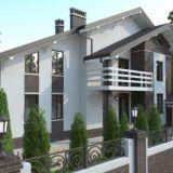 Проектирование частных домов разрабатываем