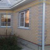 Новый одноэтажный дом 95 м2 на участке 5 соток с сетевым газом