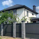 Жилой кирпичный дом 185 м2 на 10 сотках за 6650 т. р