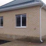 Новый дом 83 м2 с сетевым газом за 2950 тр