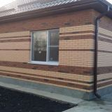 Новый одноэтажный дом 90 м2 с шикарным участком 8 соток за 3550 тр
