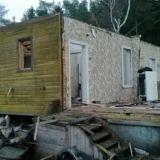Демонтаж зданий, построек, сараев.