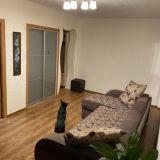 Продаю очень теплую и светлую двухкомнатную квартиру . Меблированую, с бытовой техникой.
