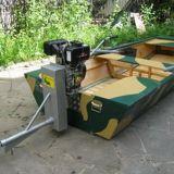 Подвесные лодочные моторы болотоходы Аллигатор