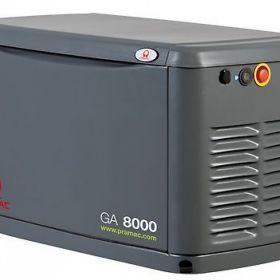 Газовый генератор Pramac GA8000 8kW