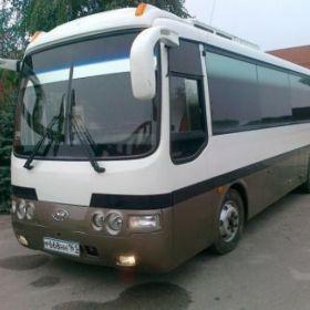 Вахтовые перевозки сотрудников -автобуса, микроавтобуса.