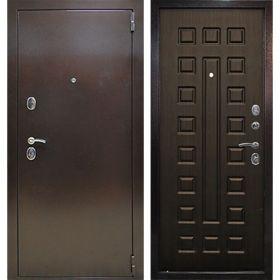 """Дверь входная металлическая Йошкар """"венге"""" 86см"""