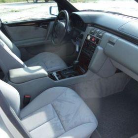 Mercedes Benz Е-klasse ( W-210. M-111 ) - по запчастям !