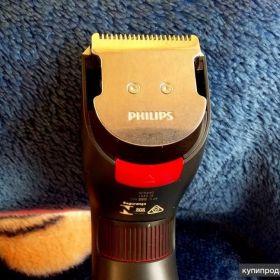 Машинка для стрижки волос Philips бу в отличном состоянии