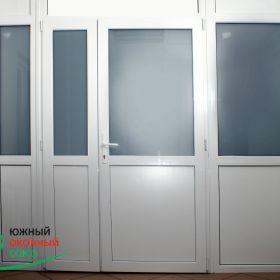 Двери, окна - изготовление, установка.
